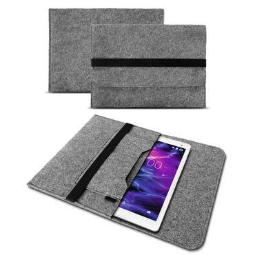 Medion Lifetab E10604 E10412 E10511 E10513 E10501 Filz Tasche Sleeve Hülle Case – Bild 2