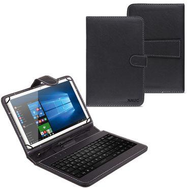 Tasche für Wortmann Terra PAD 1004 Hülle Tastatur QWERTZ Schutzhülle Cover Case – Bild 1