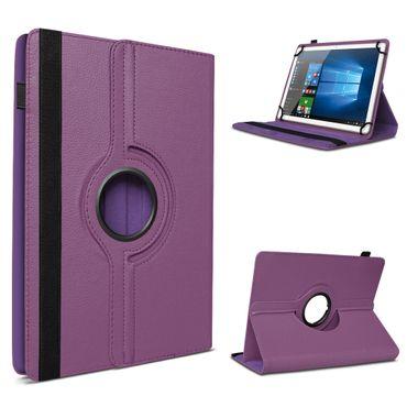 Archos Access 101 Tablet Hülle Tasche Schutzhülle Case Schutz Cover 360° Drehbar – Bild 20