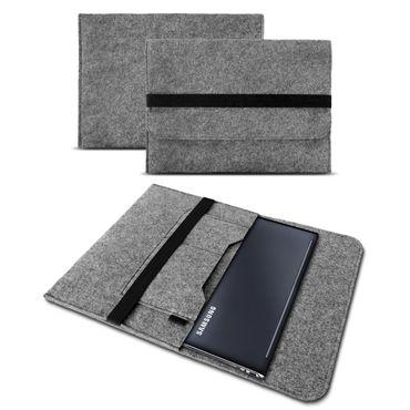 Sleeve Hülle Samsung Notebook Serie 9 / 9 Pro 13,3 Zoll Tasche Filz Cover Case – Bild 2