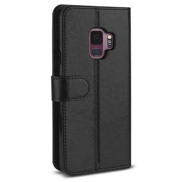 Handy Tasche für Samsung Galaxy S9 Schutz Hülle Flip Case Cover Schutzhülle Etui – Bild 8
