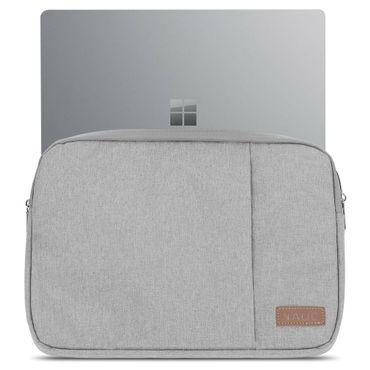 Sleeve Hülle Microsoft Surface Book 2 Tablettasche Schutz Cover Grau 15 Zoll  – Bild 2