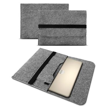 Sleeve Hülle HP ZBook 15 G1 G2 G3 G4 G5 Tasche Notebook Cover Filz Schutzhülle – Bild 2