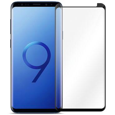 3x 5D Schutzglas Samsung Galaxy S9 Plus Schutzfolie Display Glas Panzerfolie – Bild 5