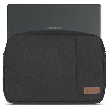 Medion Akoya P6677 P6678 P6687 Hülle Tasche Notebook Schutzhülle 15,6 Cover Case – Bild 3