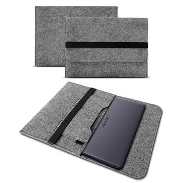 Sleeve Hülle für Huawei MateBook X Pro Tasche Filz Notebook Cover Schutz Case – Bild 2