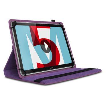 Huawei MediaPad M5 8.4 Tablet Hülle Tasche Schutzhülle Case Cover 360° Drehbar – Bild 21