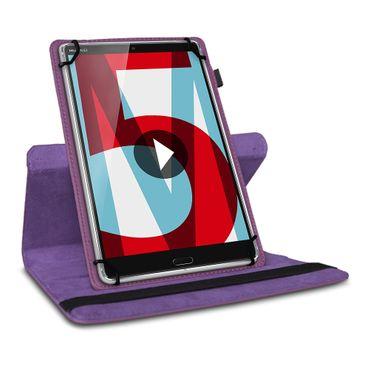 Huawei MediaPad M5 8.4 Tablet Hülle Tasche Schutzhülle Case Cover 360° Drehbar – Bild 22