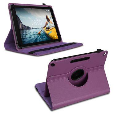 Tablet Tasche Medion Lifetab P10327 Schutzhülle Case 360° Drehbar Cover Hülle – Bild 19