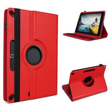 Tablet Tasche Medion Lifetab P10327 Schutzhülle Case 360° Drehbar Cover Hülle – Bild 8