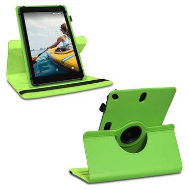 Tablet Tasche Medion Lifetab X10313 Schutzhülle Case 360° Drehbar Cover Hülle – Bild 15