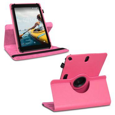 Tablet Tasche Medion Lifetab X10313 Schutzhülle Case 360° Drehbar Cover Hülle – Bild 24