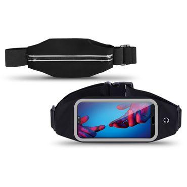 Gürteltasche Huawei P20 Lite Handy Lauftasche Bauchtasche Jogging Hüfttasche Bag – Bild 2