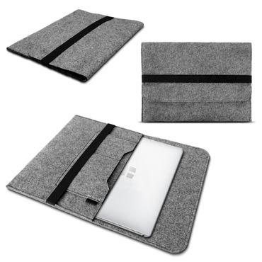 Sleeve Tasche Trekstor Primebook C11 Hülle Cover Filz Schutzhülle Schutz Case – Bild 2