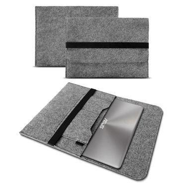 Asus ZenBook Flip 13,3 Zoll Tasche Hülle Filz Case Sleeve Cover Schutzhülle – Bild 2