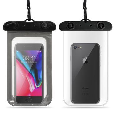 Handy Hülle Wasserdicht für Apple iPhone 7 Schutzhülle Wasser Tasche Schutz Case – Bild 1