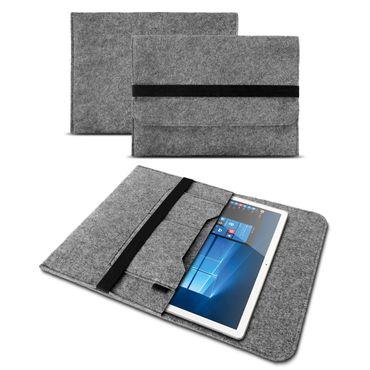 Sleeve Tasche Lenovo Miix 720 12 Zoll Tablet Hülle Filz Cover Case Schutzhülle – Bild 2
