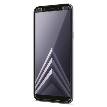 2x Panzerfolie Samsung Galaxy A6 2018 Glasfolie Schutzglas Display Echt Glas 9H – Bild 9