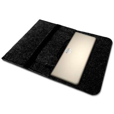 HP Elite x2 1012 G2 Laptop Sleeve Hülle Tasche Notebook Cover Filz Schutzhülle  – Bild 10
