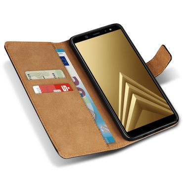 Samsung Galaxy S20 S10 S9 A6 J6 S10e Plus A20e A40 A50 Schutz Hülle Leder Tasche – Bild 9