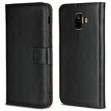 Samsung Galaxy S20 S10 S9 A6 J6 S10e Plus A20e A40 A50 Schutz Hülle Leder Tasche – Bild 14