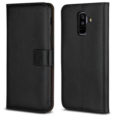 Samsung Galaxy S20 S10 S9 A6 J6 S10e Plus A20e A40 A50 Schutz Hülle Leder Tasche – Bild 7
