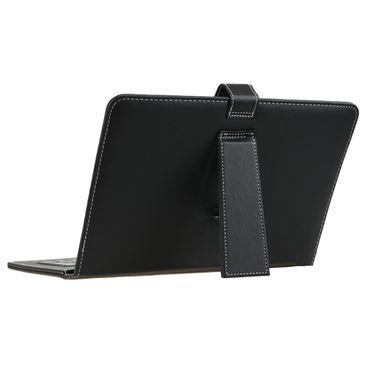 Huawei MediaPad M3 Lite 10 Tablet Tasche USB Tastatur Keyboard Hülle Schutzhülle – Bild 6