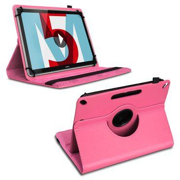 Huawei MediaPad M5 Lite Tablet Tasche Hülle Cover Case 360 Drehbar Schutzhülle – Bild 23