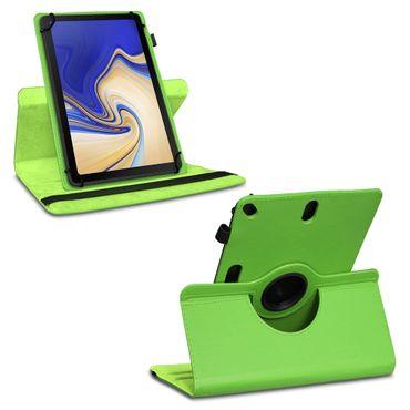 Samsung Galaxy Tab S4 10.5 Tablet Tasche Hülle Cover Case 360° Drehbar Schutzhülle – Bild 15