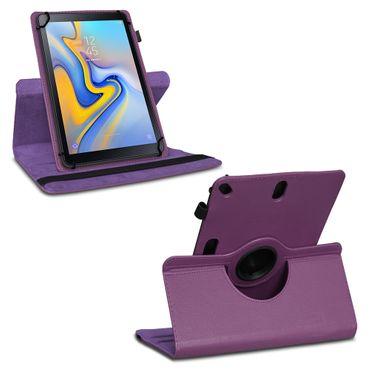 Samsung Galaxy Tab A 10.5 2018 Tablet Tasche Hülle Case 360° Drehbar Schutzhülle – Bild 20