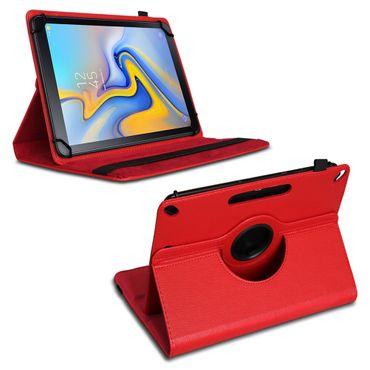 Samsung Galaxy Tab A 10.5 2018 Tablet Tasche Hülle Case 360° Drehbar Schutzhülle – Bild 9