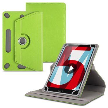 Huawei MediaPad M5 Lite Tablet Schutzhülle Tasche Cover 360° Drehbar Case 10.1 – Bild 16