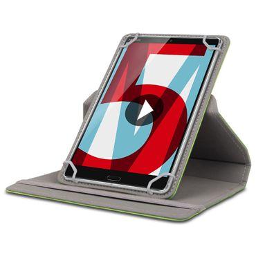Huawei MediaPad M5 Lite Tablet Schutzhülle Tasche Cover 360° Drehbar Case 10.1 – Bild 18
