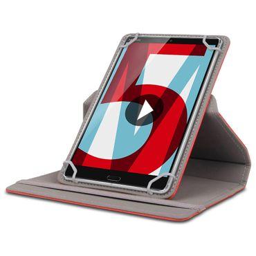 Huawei MediaPad M5 Lite Tablet Schutzhülle Tasche Cover 360° Drehbar Case 10.1 – Bild 11