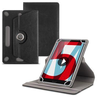 Huawei MediaPad T5 10.1 Tablet Schutzhülle Tasche Cover 360° Drehbar Klapp Case  – Bild 2