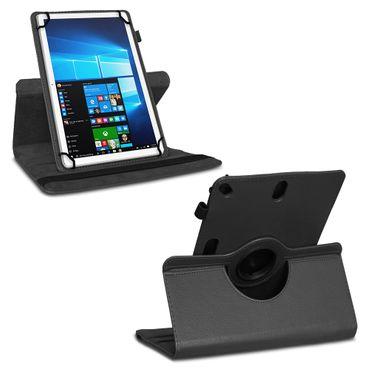 Trekstor Surftab B10 Tasche Hülle Tablet Cover Case Schutzhülle 360° Drehbar Bag – Bild 4