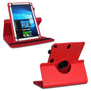 Lenovo Tab M10 Tasche Hülle Tablet Cover Schutz Case Schutzhülle 360° Drehbar – Bild 10