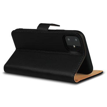 Schutzhülle Apple iPhone 11 Pro Max Xs Xr X Handy Tasche Leder Hülle Flip Case – Bild 18
