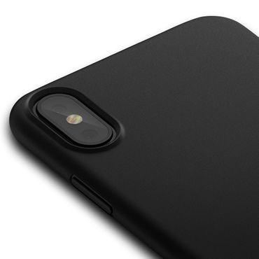 Apple iPhone Xs Max Hülle Silikon Schutzhülle Tasche Case Backcover Handy Bumper – Bild 6