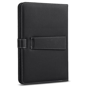 Medion Lifetab P10610 Tablet Tasche Tastatur Keyboard QWERTZ Schutz Hülle Cover – Bild 8