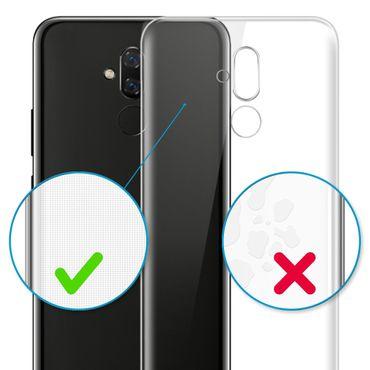 Silikon Handy Hülle Huawei Mate 20 Lite Ultra Slim Schutzhülle Bumper Case Cover – Bild 9