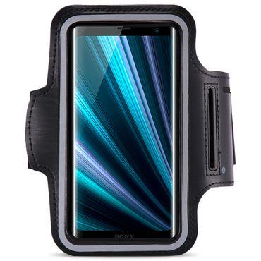 Armcase für Sony Xperia XZ3 Jogging Tasche Handy Hülle Sport Lauf Fitnesstasche – Bild 1