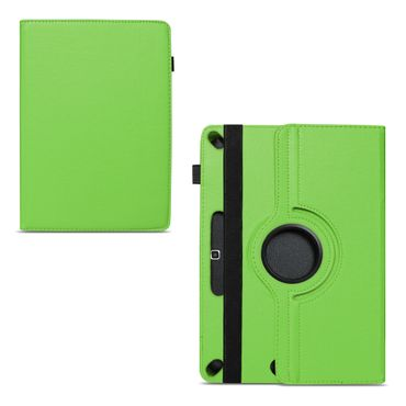 Lenovo Tab E10 Tasche Hülle Tablet Schutz Cover Case Schutzhülle 360° Drehbar – Bild 17