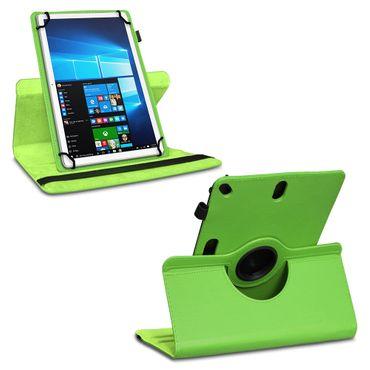 Lenovo Tab E10 Tasche Hülle Tablet Schutz Cover Case Schutzhülle 360° Drehbar – Bild 15