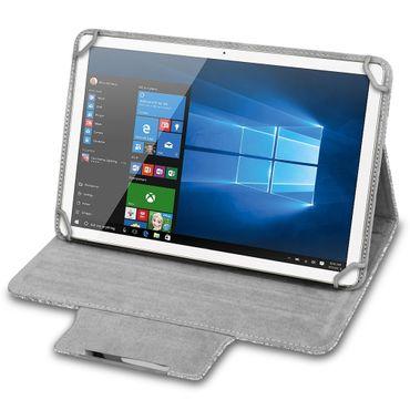 Tablet Hülle für Lenovo Tab E10 Filz Tasche Schutzhülle Klapp Case Schutz Cover – Bild 3