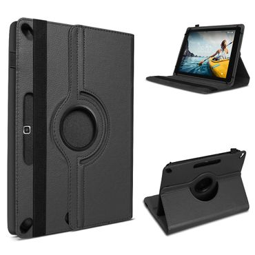 Medion Lifetab P10612 Tablet Hülle Tasche Schutzhülle Case Cover 360° Drehbar – Bild 2