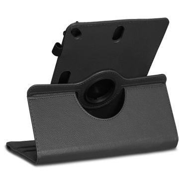 Medion Lifetab P10612 Tablet Hülle Tasche Schutzhülle Case Cover 360° Drehbar – Bild 5
