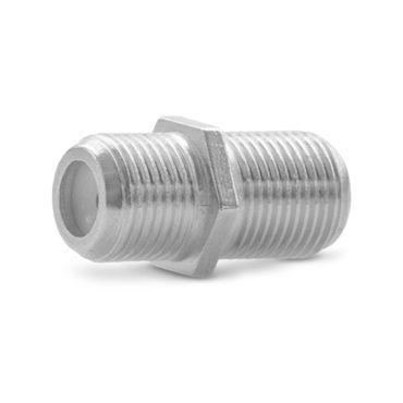 F-Verbinder Sat Kupplung 20x High End Adapter Buchse Antennen Kabel Koaxialkabel – Bild 3