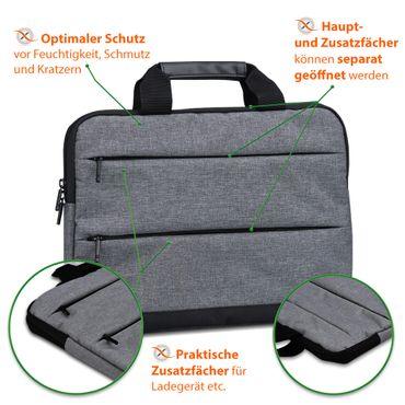 Laptop Tasche für TrekStor Surfbook A13 Hülle Notebook Schutzhülle Schutz Cover  – Bild 18