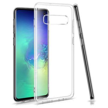 Silikon Handy Hülle Samsung Galaxy S10 Ultra Slim Schutzhülle Bumper Case Cover – Bild 3